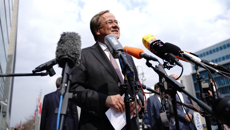 Armin Laschet: CDU freut sich auf einen fairen Wahlkampf