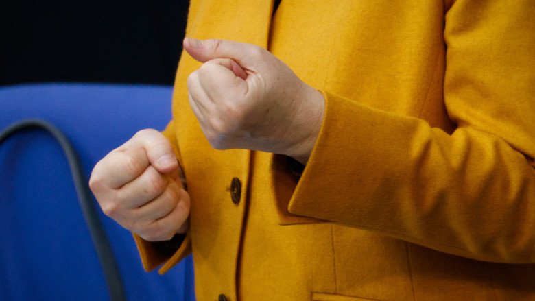 Angela Merkel: Alle Kräfte bündeln