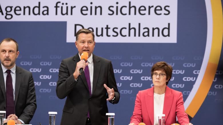 Sicher und frei leben in Deutschland